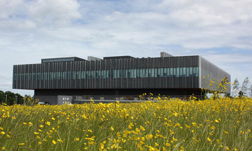 Image of The MRC Centre for Regenerative Medicine (CRM), a  the University of Edinburgh research institute, Edinburgh BioQuarter